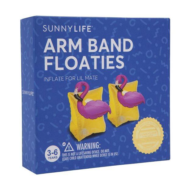 Sunnylife Schwimmflügel Flamingo