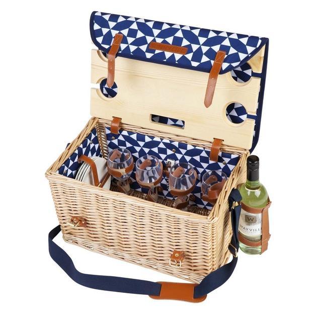 Sunnylife Picknickkorb inkl. Tisch