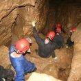 Exklusives Höhlenraclette à discrétion Grotte de la Cascade (für 1 Person)