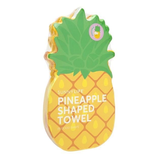 Sunnylife Serviette de plage Ananas