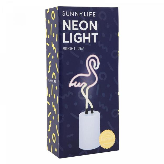 Sunnylife Neonlicht Flamingo 23 cm