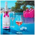 Coffret Moët & Chandon Ice Rosé Perfect Serve