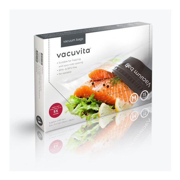 Vacuvita Vakuum Tüten - medium