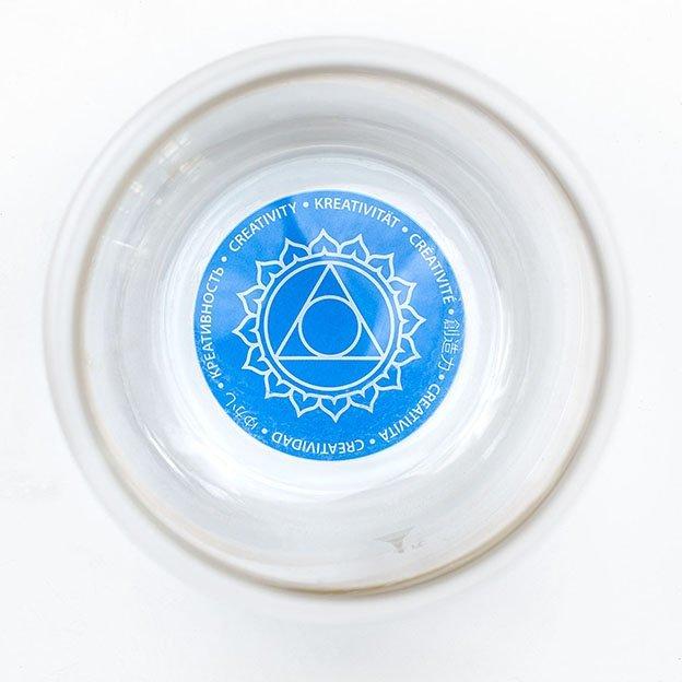 Mythos Chakra Affirmations Gläser und 7-er Set Nature's Design