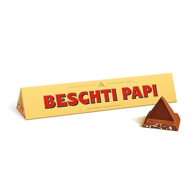 """TOBLERONE """"Beschti Papi"""" (360g)"""