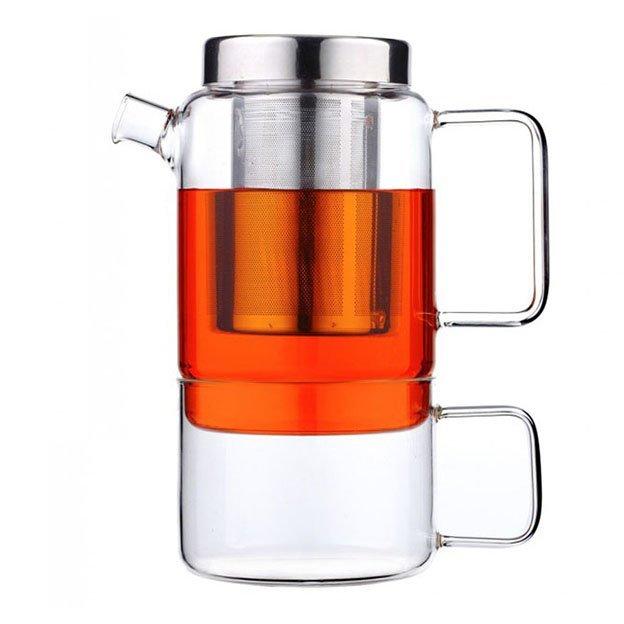 Théière For Salerno Avec Tasse Tea One H9eEYWDI2b