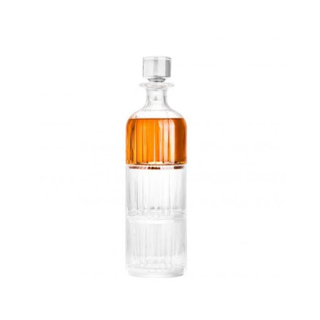 Whiskey Karaffe mit 2 Gläsern