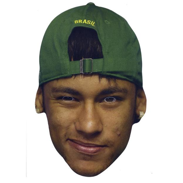 Neymar Party-Maske