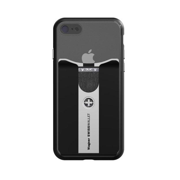 SWISSWALLET MASTER Kartenhalter iPhone 7/8