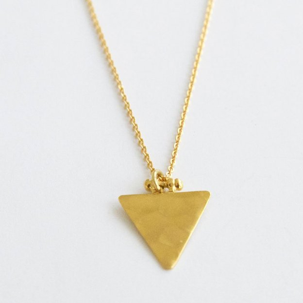 TARA STYLE Halskette Triangle