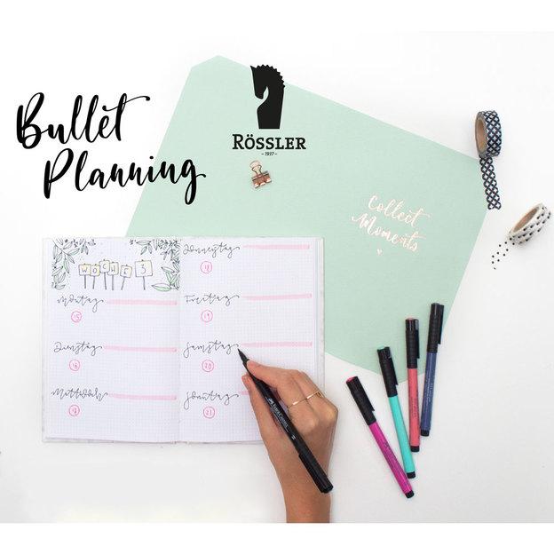 Bullet Journal C'est la vie