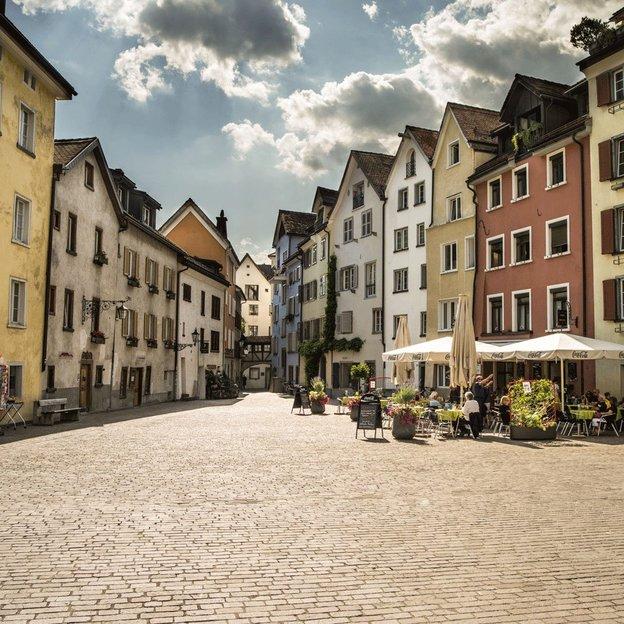 Kulinarische Velo-Tour Fünf Dörfer zwischen Chur und Landquart  (für 2 Personen)