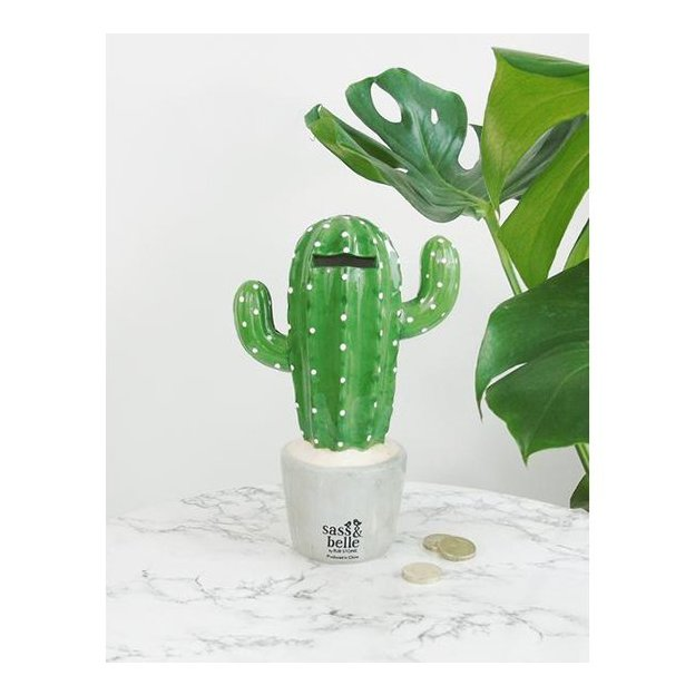 Tirelire Cactus
