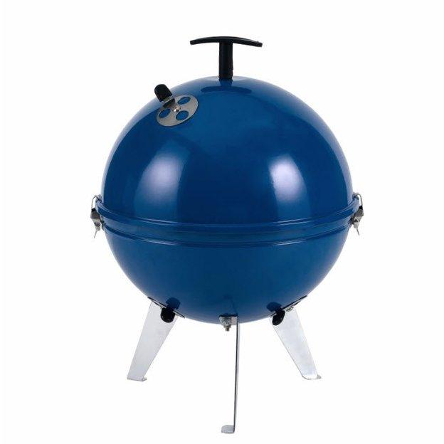 Mini BBQ Grill blau
