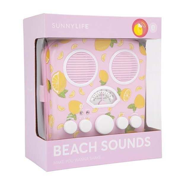 Sunnylife Bluetooth Lautsprecher Beach Sounds