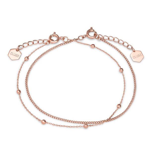Cluse Armband 2er Set Rosé Gold