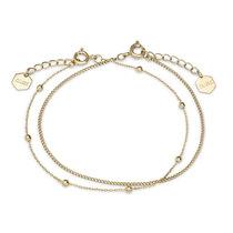 Cluse Armband 2er Set Gold