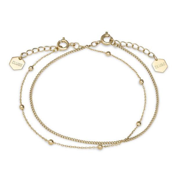 2 bracelets Cluse or