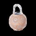 Rice Keramik Laterne Rosa