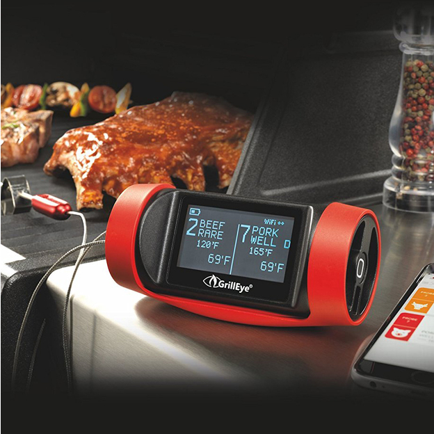 GrillEye Pro Plus Grillthermometer