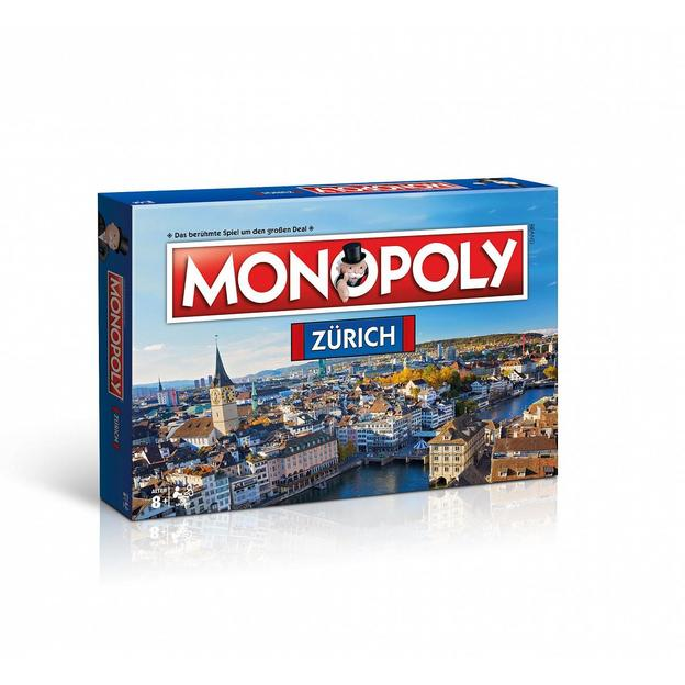 Monopoly Städte-Edition Zürich