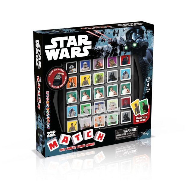 Jeu Top Match Star Wars