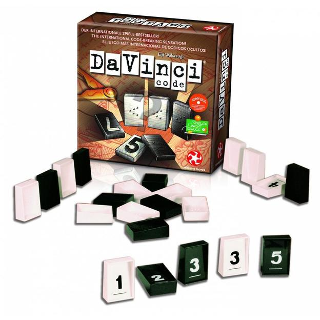 Da Vinci Code, Ratespiel