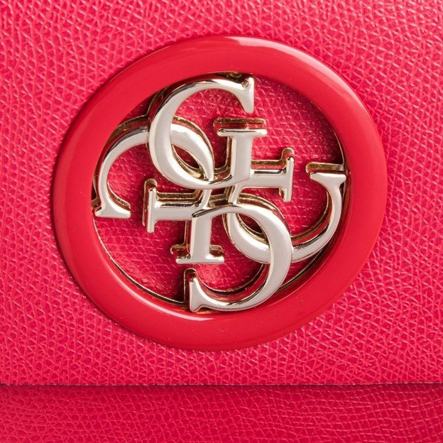Guess Umhängetasche Mini Open Road cny red