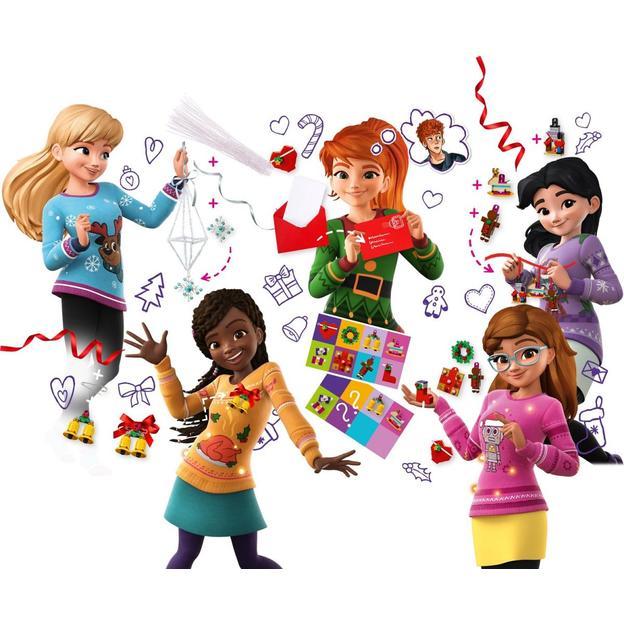 Calendrier de l'Avent LEGO® Friends