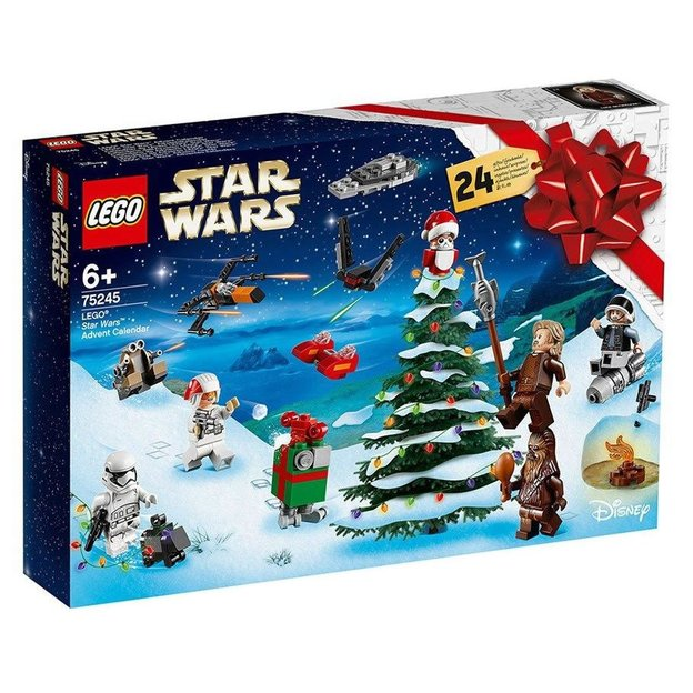 Calendrier de l'Avent LEGO® Star Wars™