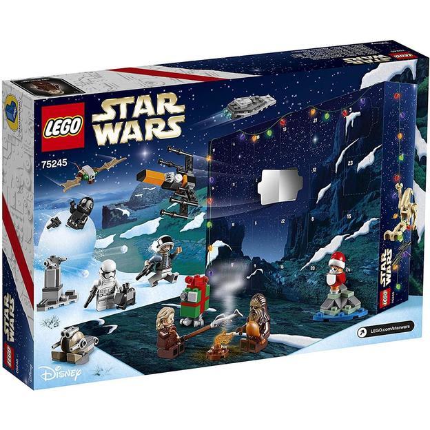 Calendrier De L Avent Lego City 2020.Calendrier De L Avent Lego Star Wars