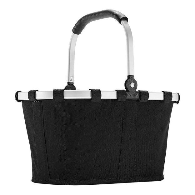 Panier Reisenthel Carrybag noir 22L