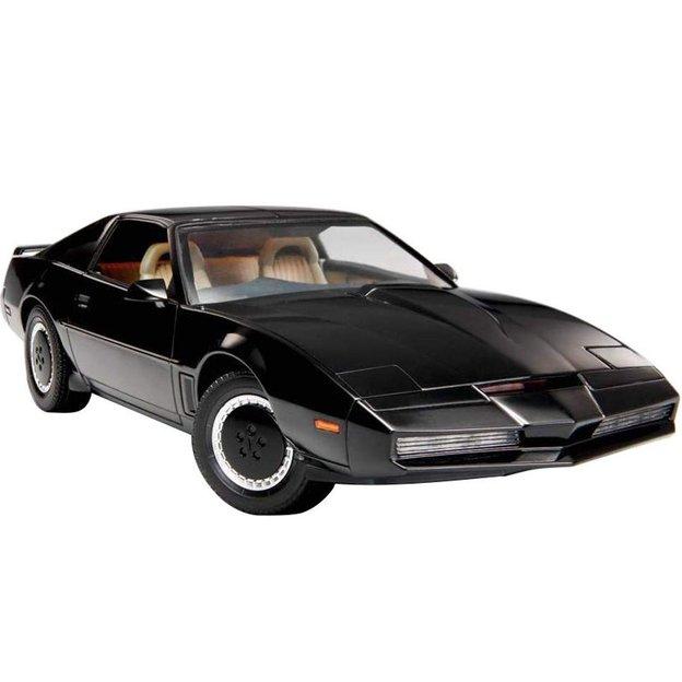 Knight Rider Modellbausatz 1/24 Pontiac Transam Knight Rider