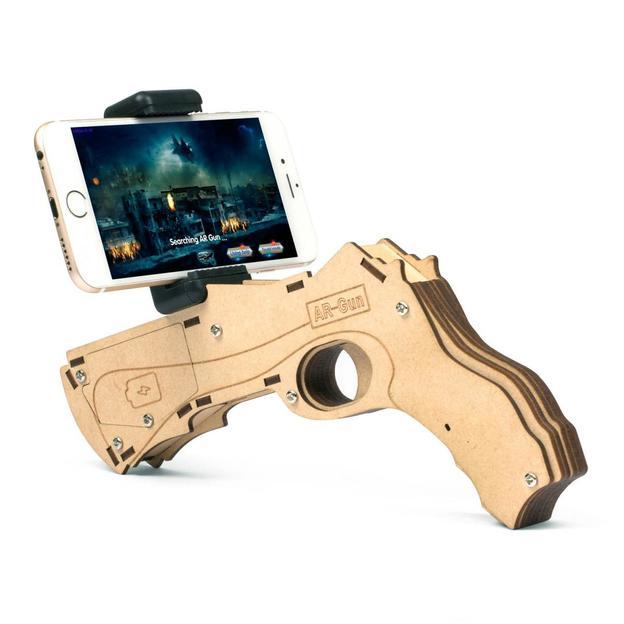Pistolet Bluetooth pour smartphones