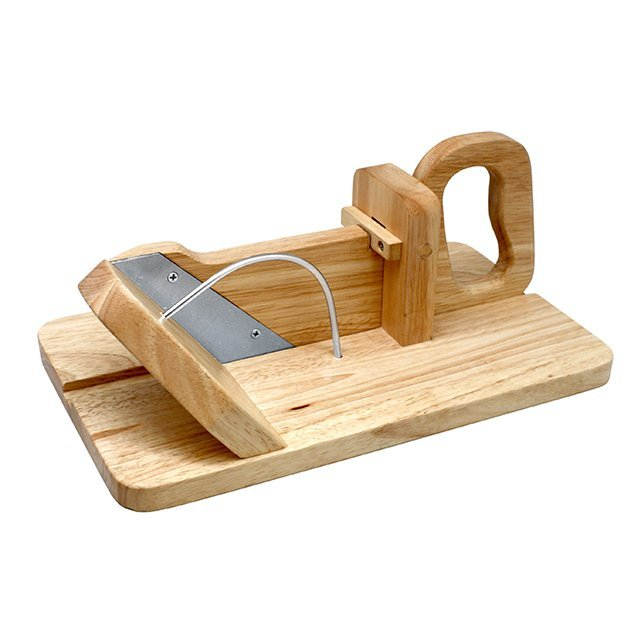 Rustikaler Holz-Hobel