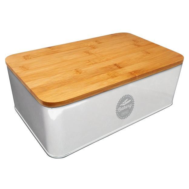 Boîte à pain avec planche à découper et couteau Richardson Sheffield pro