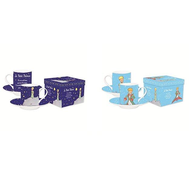 Le Petit Prince Espresso-Tassen Set