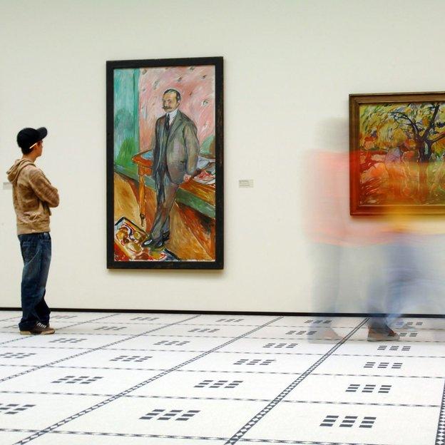 Museumseintritt Kunsthaus Zürich