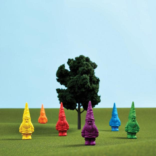 Farbstifte Bavarian Gnome Crayons