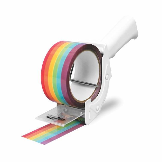 Klebeband Regenbogen