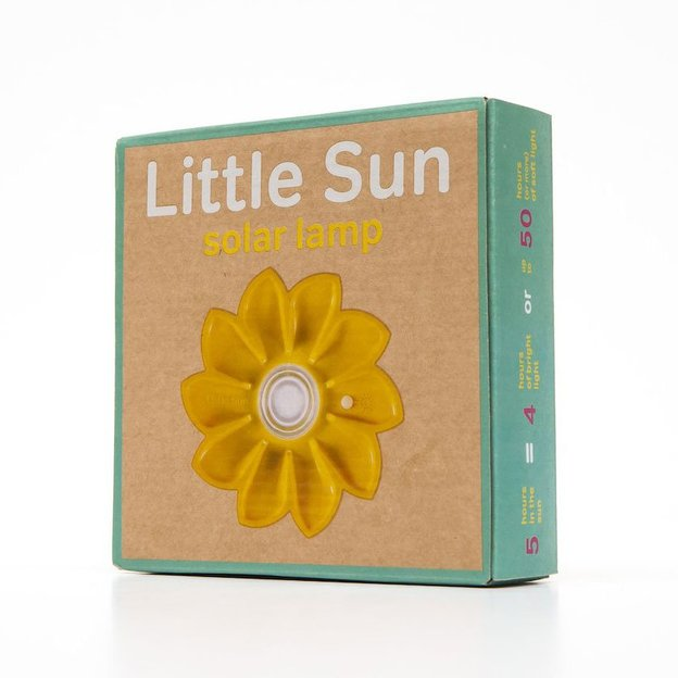 Lampe solaire Little Sun