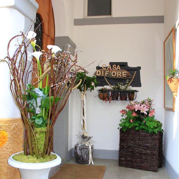 Blumenkurs (für 1 Person) & 1 Gefäss