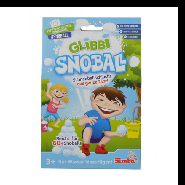 Glibbi Snoball - Schneeballschlacht das ganze Jahr
