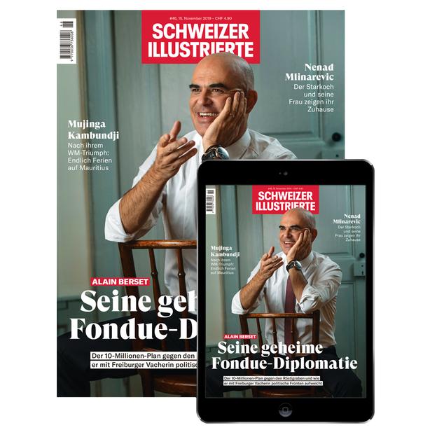 Schweizer Illustrierte - Halbjahresabo