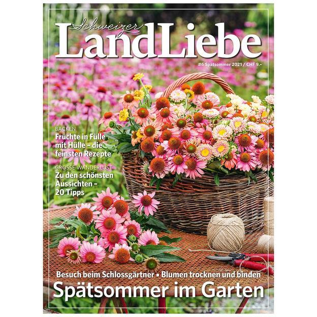 Schweizer LandLiebe - Jahresabo