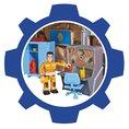 Feuerwehrmann Sam's Bergrettung mit Figur
