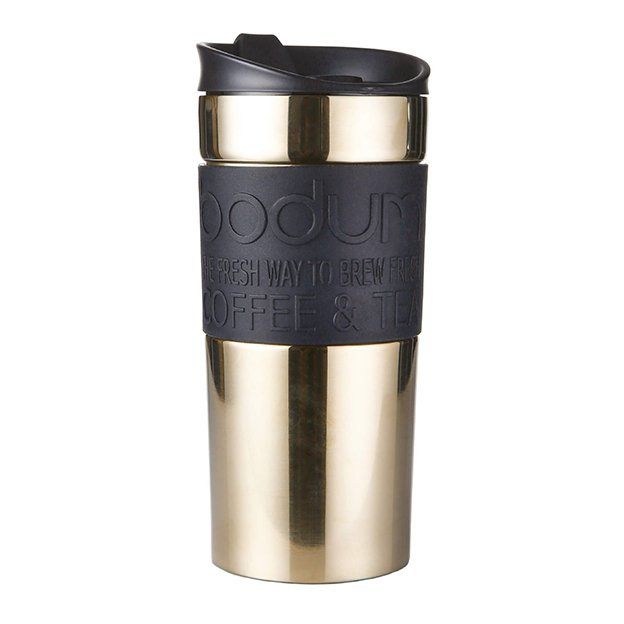 Travel Mug von Bodum gold