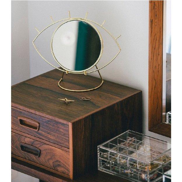 Miroir de table Œil