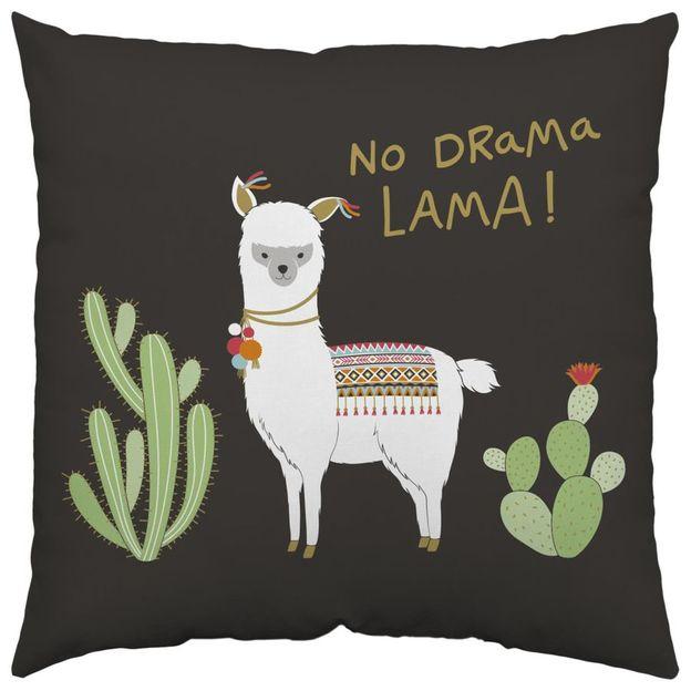 Kissen No Drama Lama