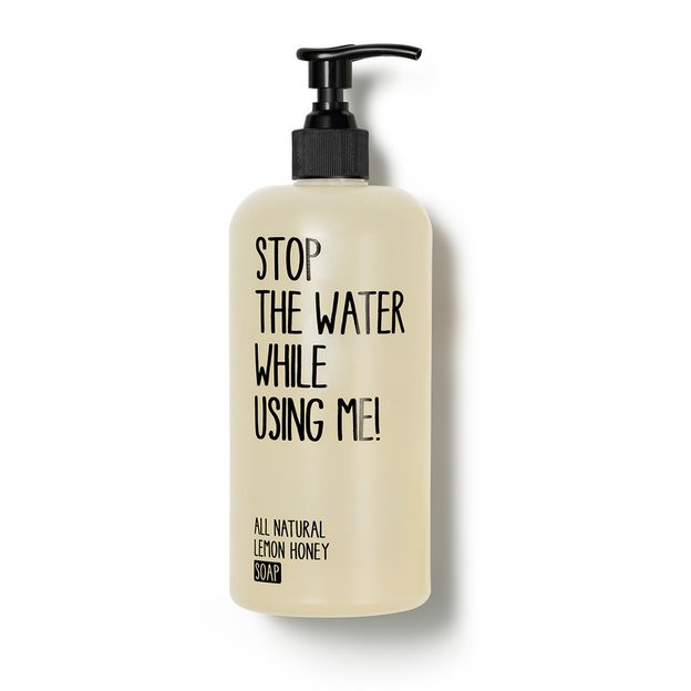 Lemon Honey Soap von STOP THE WATER WHILE USING ME